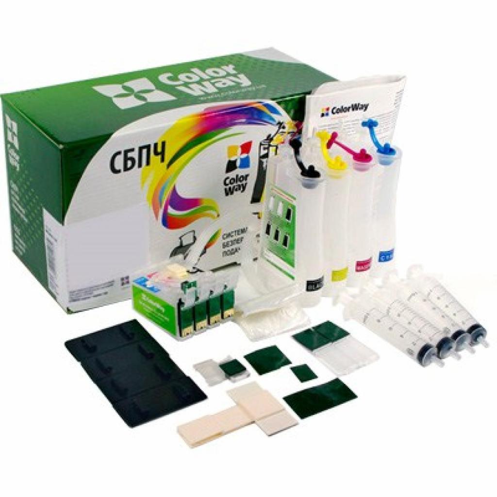 СНПЧ ColorWay Epson XP33/103/203/207/303/306/406 (XP103CC-4.5)