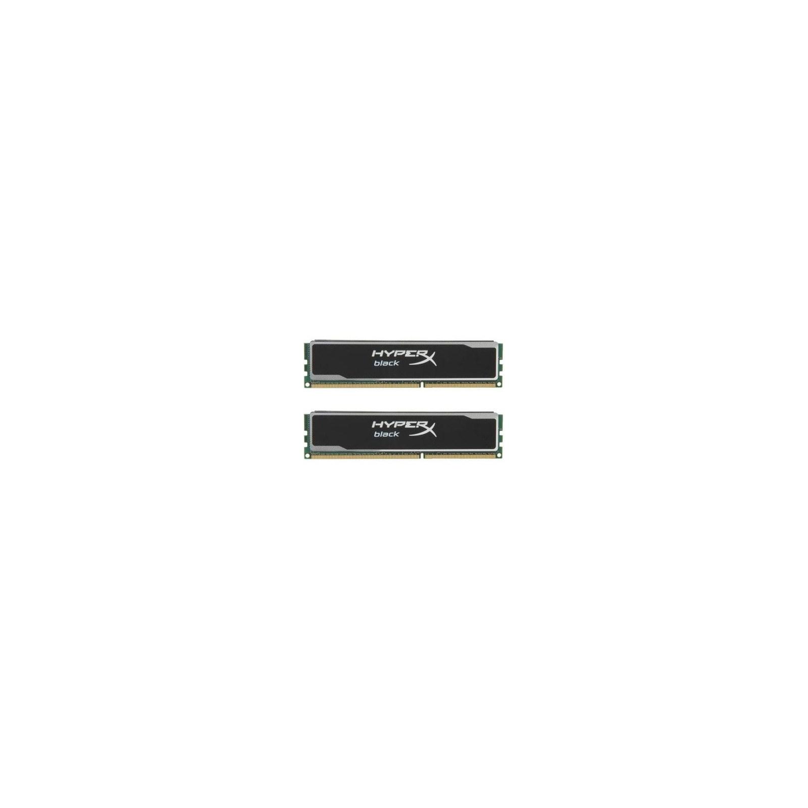 Модуль памяти для компьютера DDR3 8GB (2x4GB) 1600 MHz Kingston (KHX16C9B1BK2/8X / KHX16C9B1BK2/8)