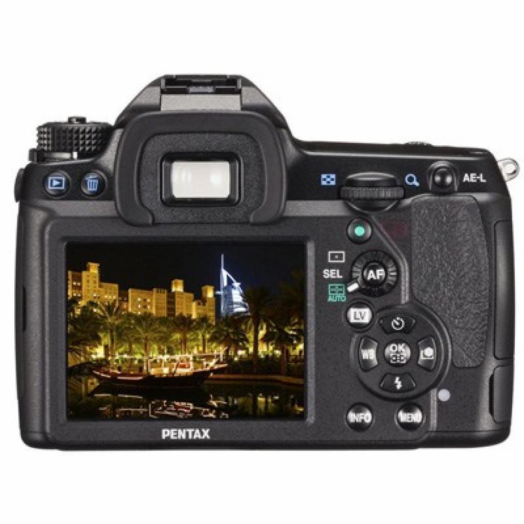 Цифровой фотоаппарат Pentax K-5 II + DA 18-55mm WR (12026) изображение 2