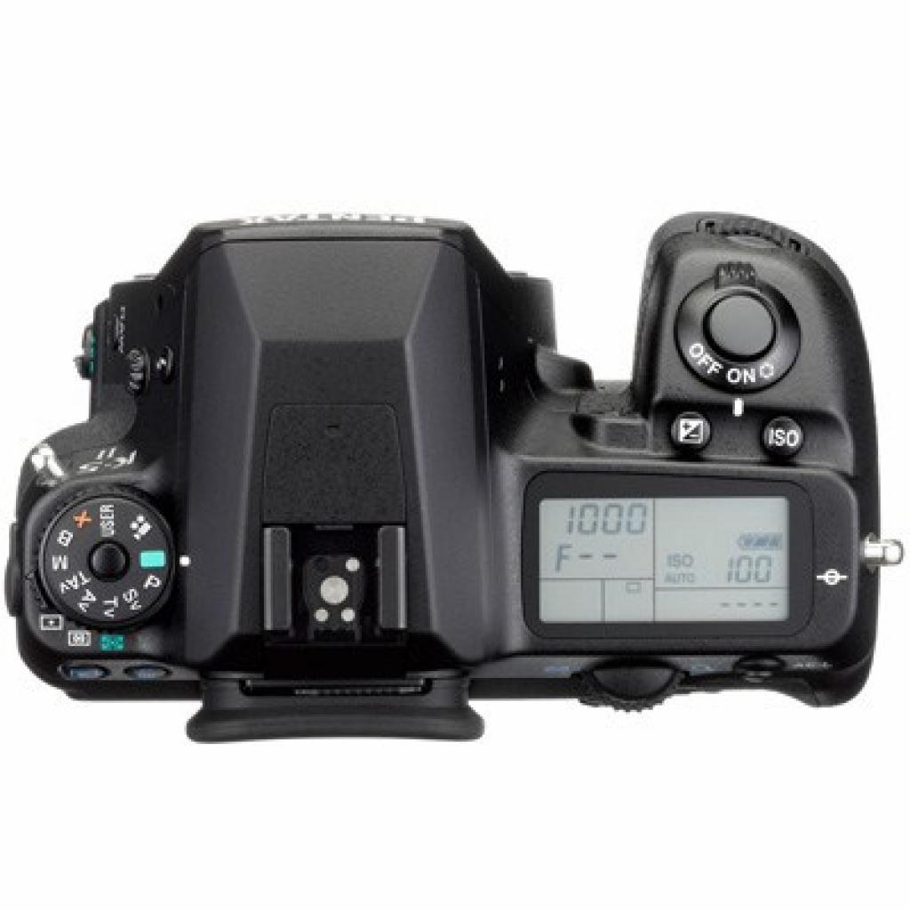 Цифровой фотоаппарат Pentax K-5 II + DA 18-55mm WR (12026) изображение 3