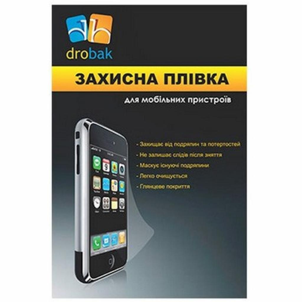 Пленка защитная Drobak Samsung S5660 Galaxy Gio (502112)