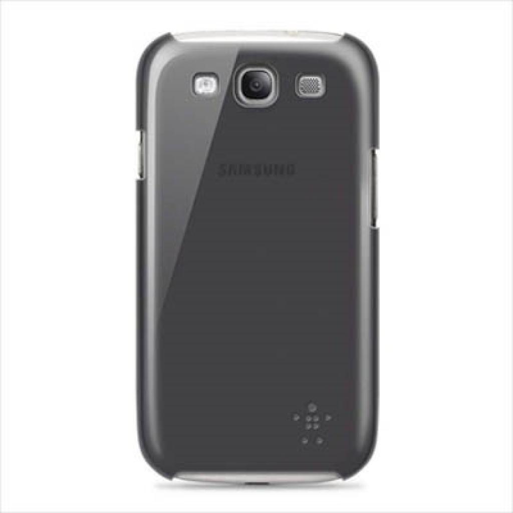 Чехол для моб. телефона Belkin Galaxy S3 (Shield Sheer) (F8M403cwC00)