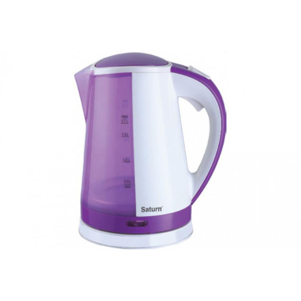 Электрочайник SATURN ST-EK0009_purple