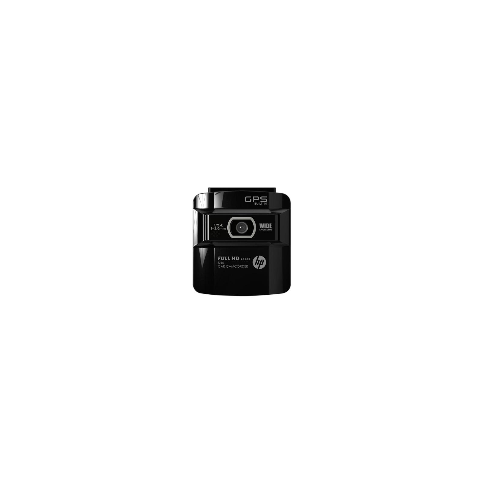 Видеорегистратор HP f210 black (f210 (black))