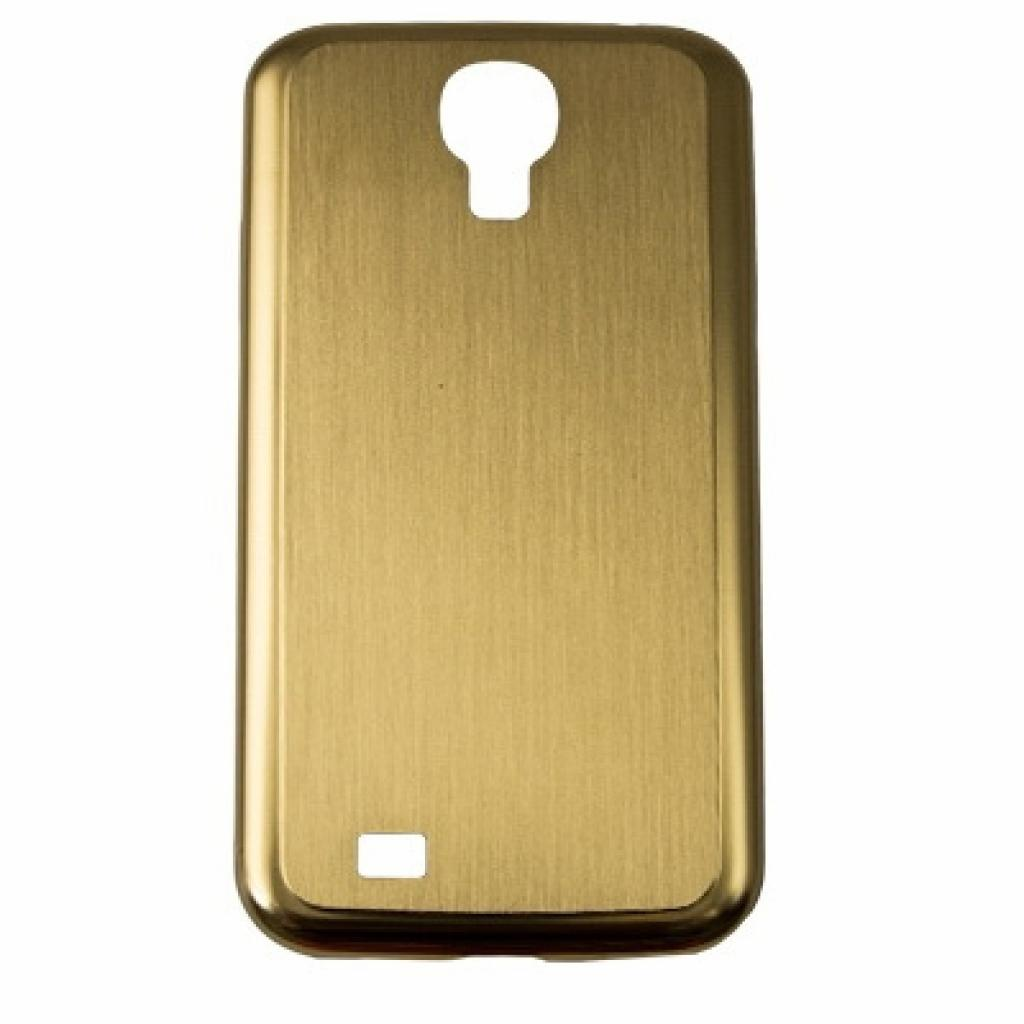 Чехол для моб. телефона Drobak для Samsung I9500 Galaxy S4/Titanium/Panel/Gold (215238)
