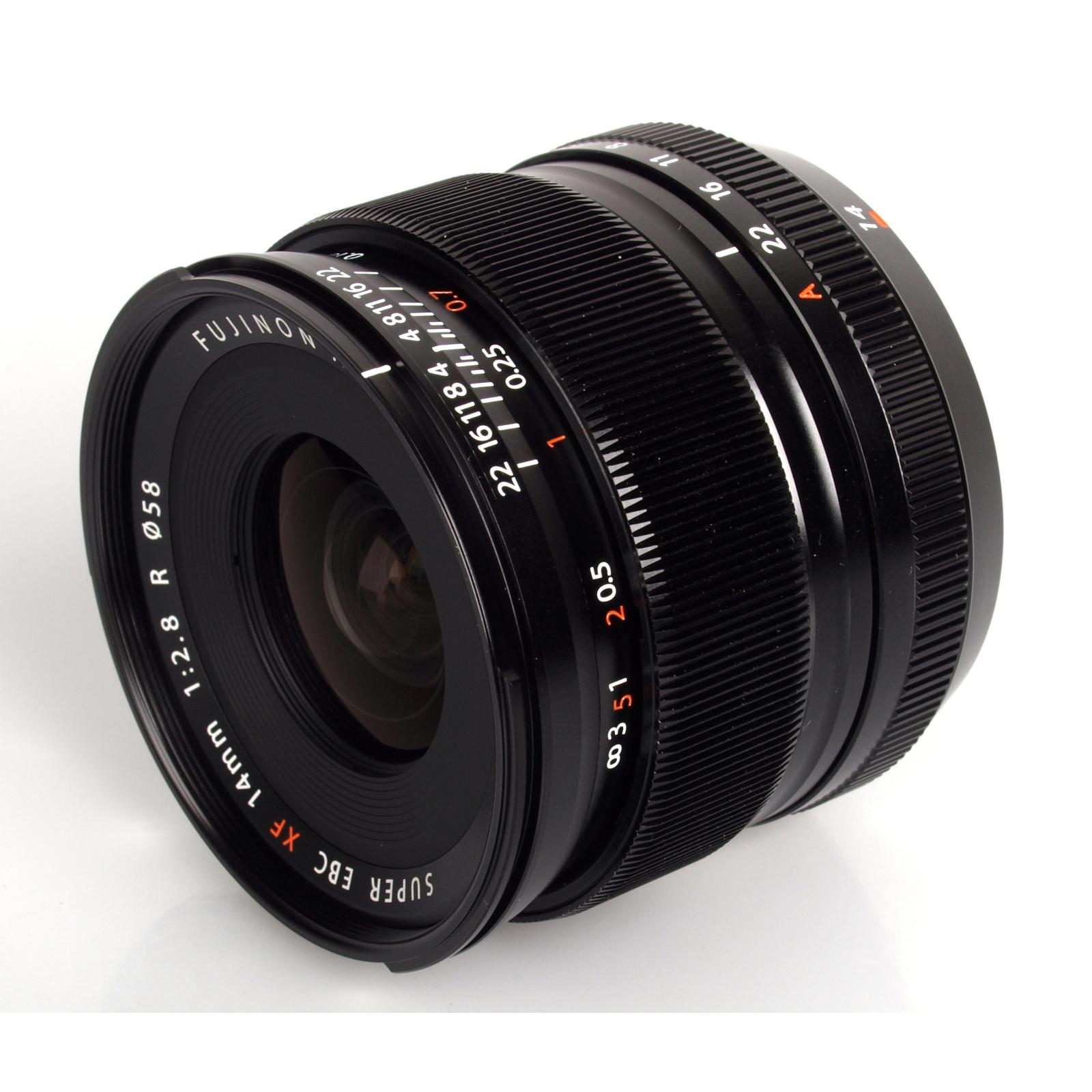 Объектив Fujifilm XF-14mm F2.8 R (16276481) изображение 2