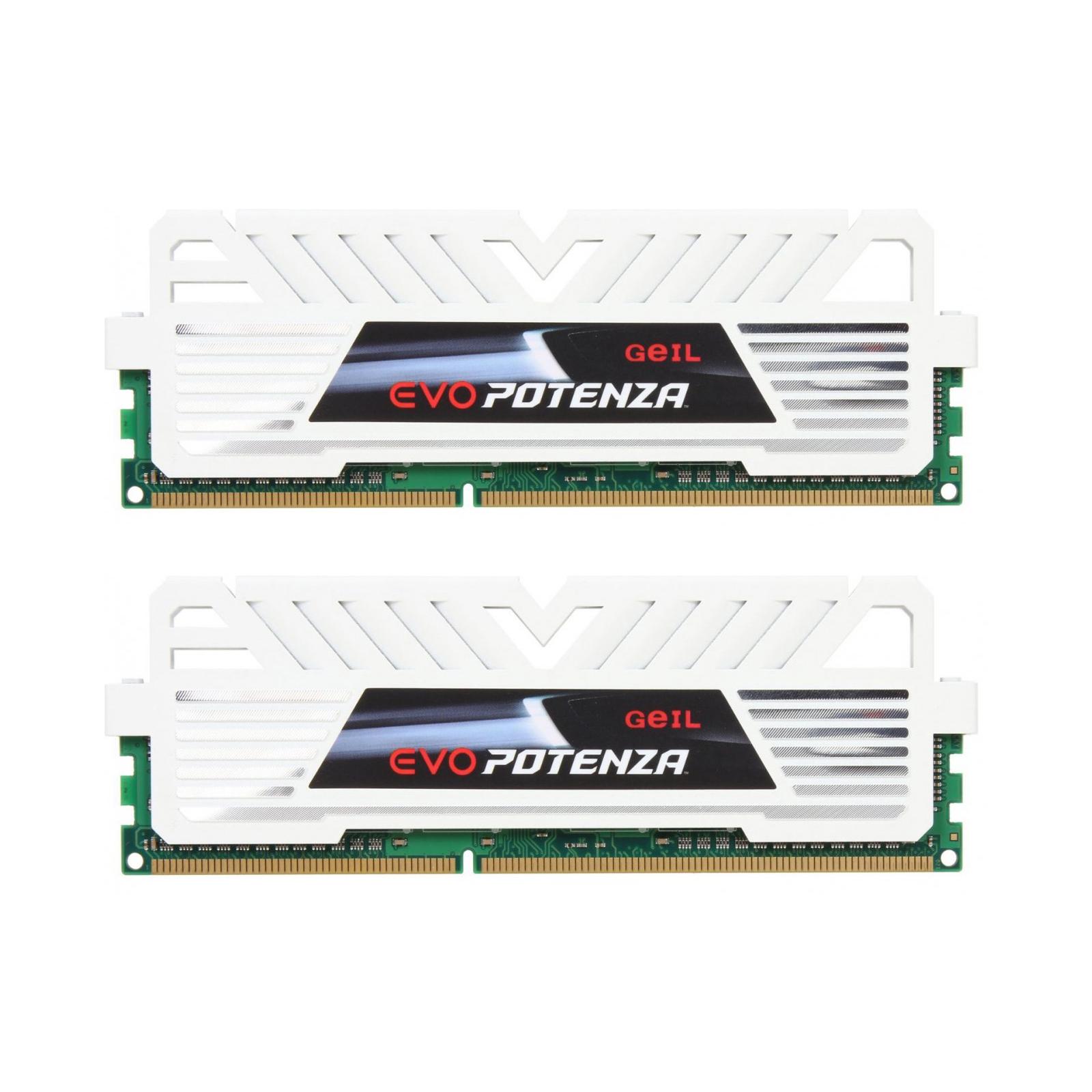 Модуль памяти для компьютера DDR3 16GB (2x8GB) 2400 MHz GEIL (GPW316GB2400C11BDC)