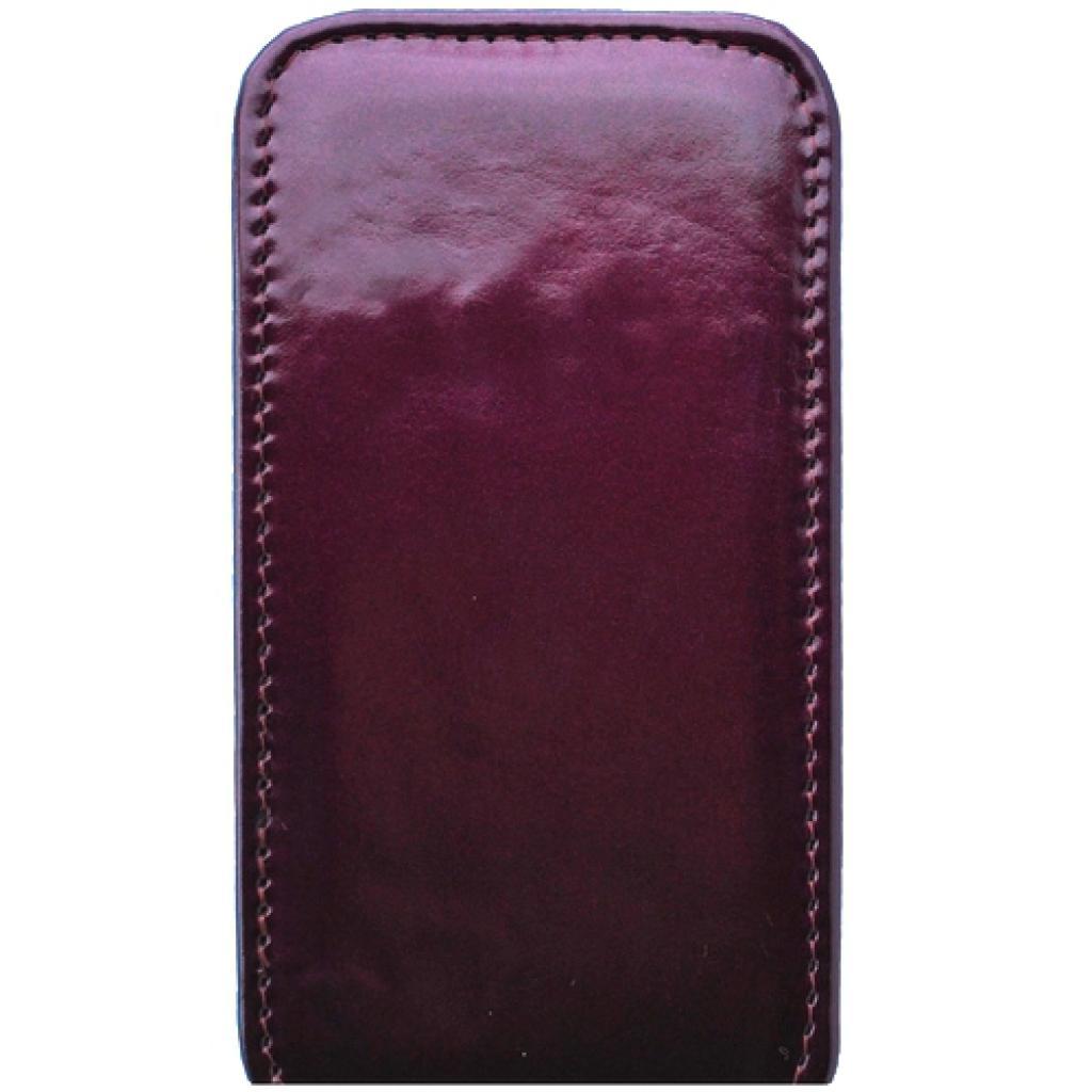 Чехол для моб. телефона KeepUp для Samsung I9192 Galaxy SIV mini Duos Cherry/FLIP (00-00009986)
