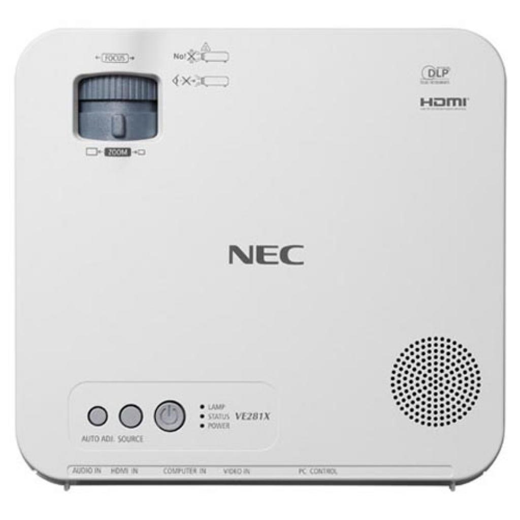 Проектор NEC VE281X (60003441) изображение 5