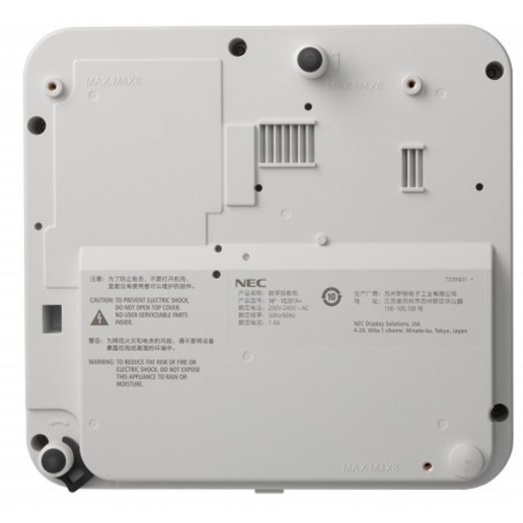 Проектор NEC VE281X (60003441) изображение 6