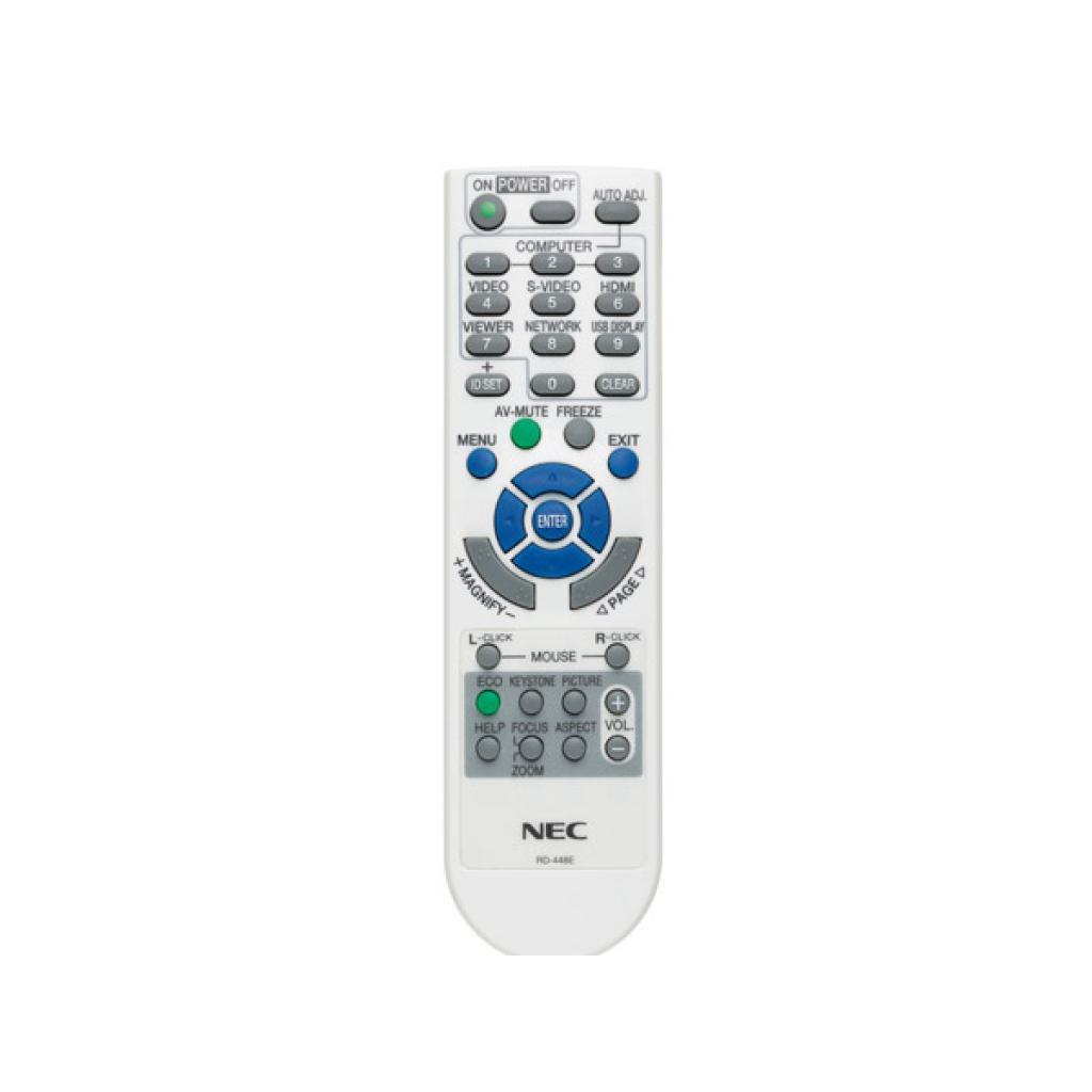 Проектор NEC VE281X (60003441) изображение 9