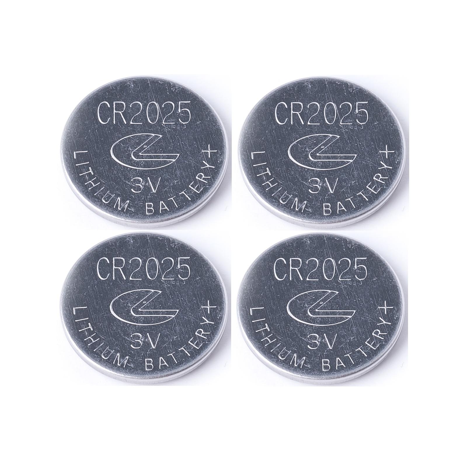 Батарейка UFO CR2025 UFO * 4 (CR2025 C4) изображение 2