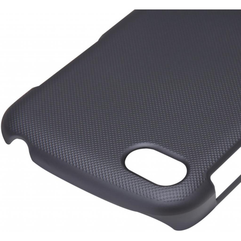 Чехол для моб. телефона NILLKIN для Bleckberry Q10 /Super Frosted Shield/Black (6120346) изображение 3