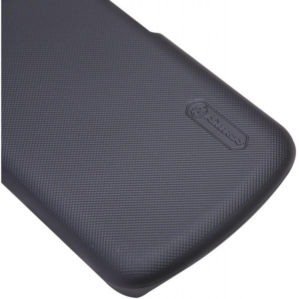 Чехол для моб. телефона NILLKIN для Bleckberry Q10 /Super Frosted Shield/Black (6120346) изображение 4