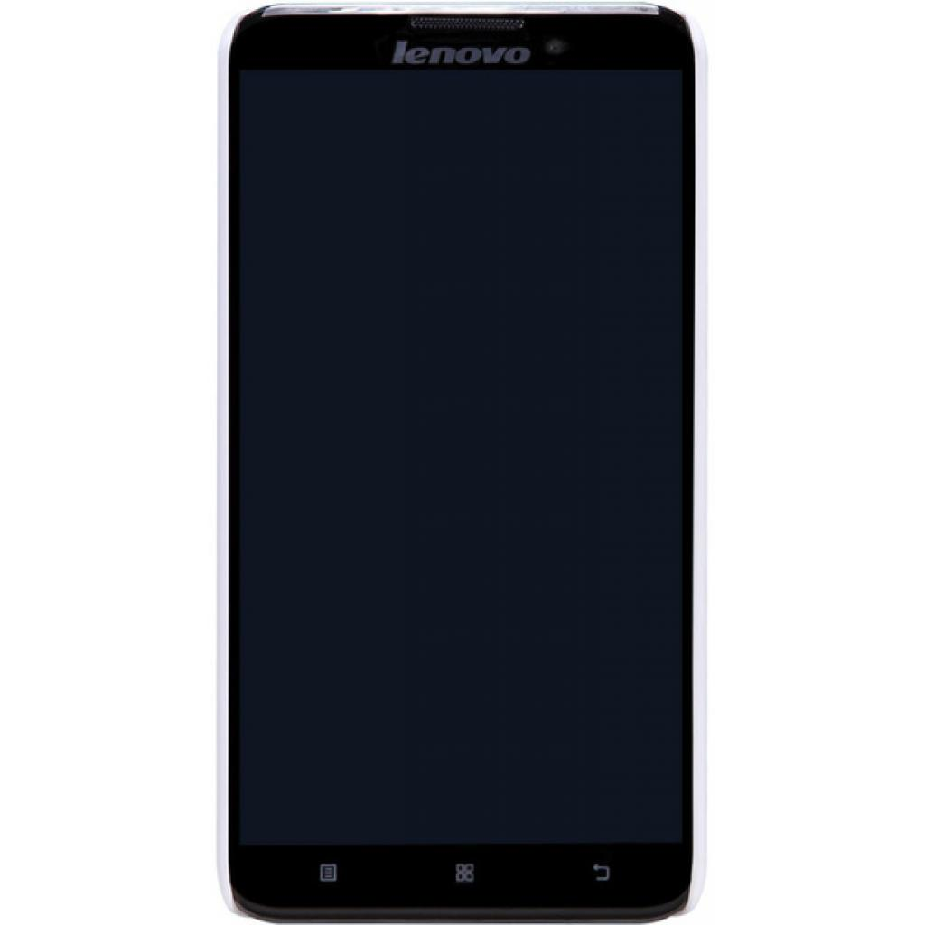 Чехол для моб. телефона NILLKIN для Lenovo S939 /Super Frosted Shield/White (6129127) изображение 2