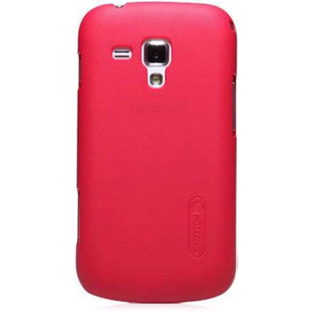 Чехол для моб. телефона NILLKIN для Samsung S7562 /Super Frosted Shield/Red (6065904)