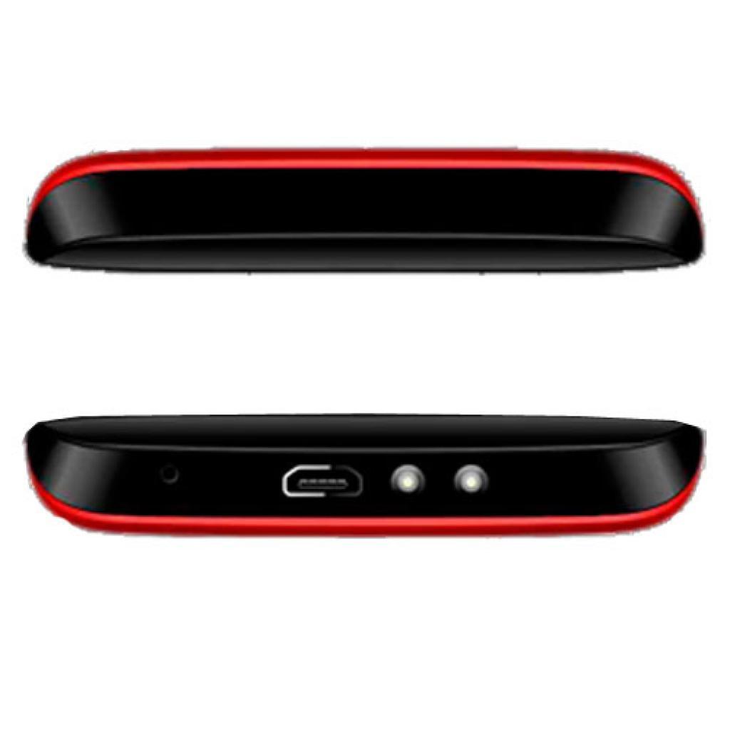 Мобильный телефон Sigma Comfort 50 Slim Red-Black (4304210212175) изображение 5