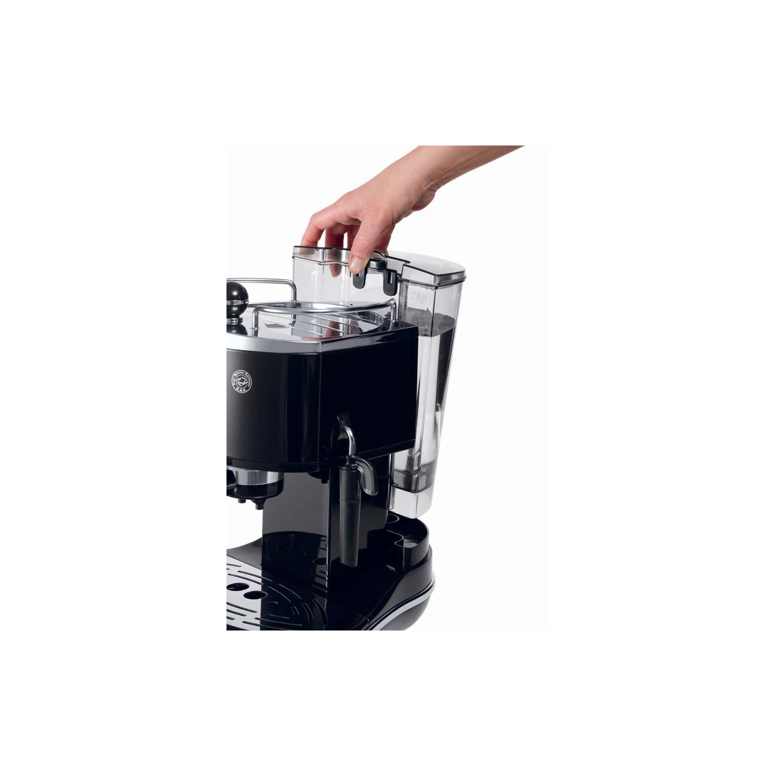 Кофеварка DeLonghi ECOV 310 BK (ECOV310BK) изображение 2
