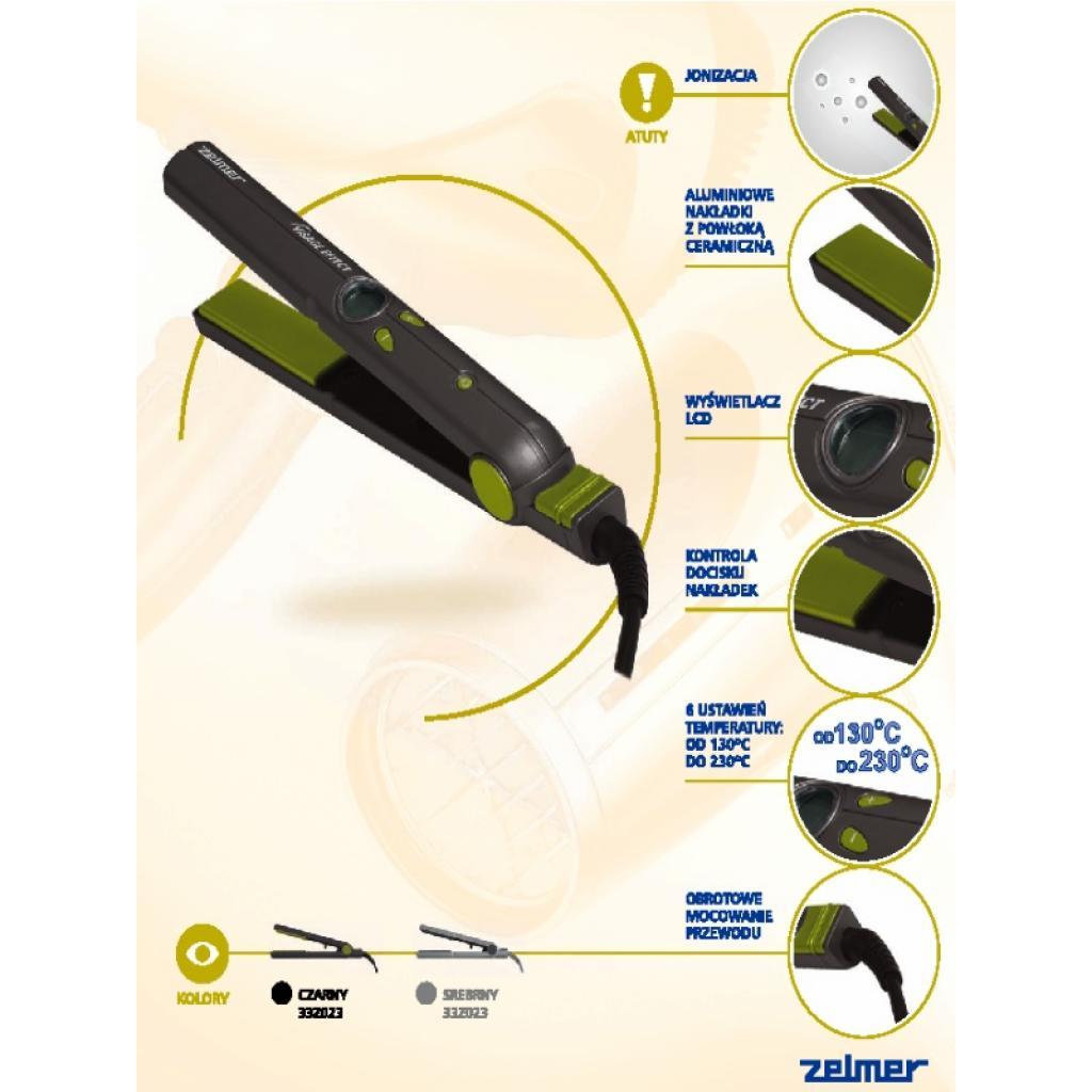 Выпрямитель для волос Zelmer 33Z023 изображение 5