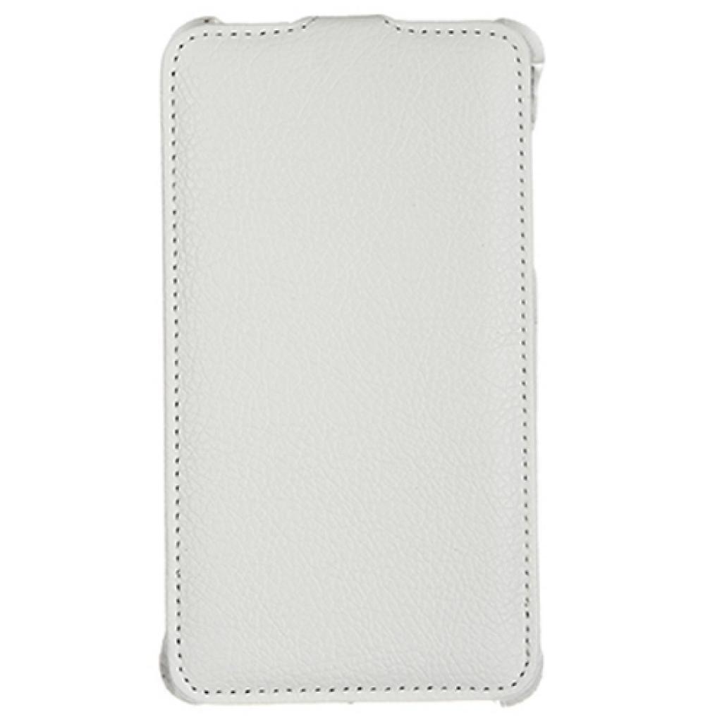 Чехол для моб. телефона для Lenovo K910 (White) Lux-flip Drobak (211467)