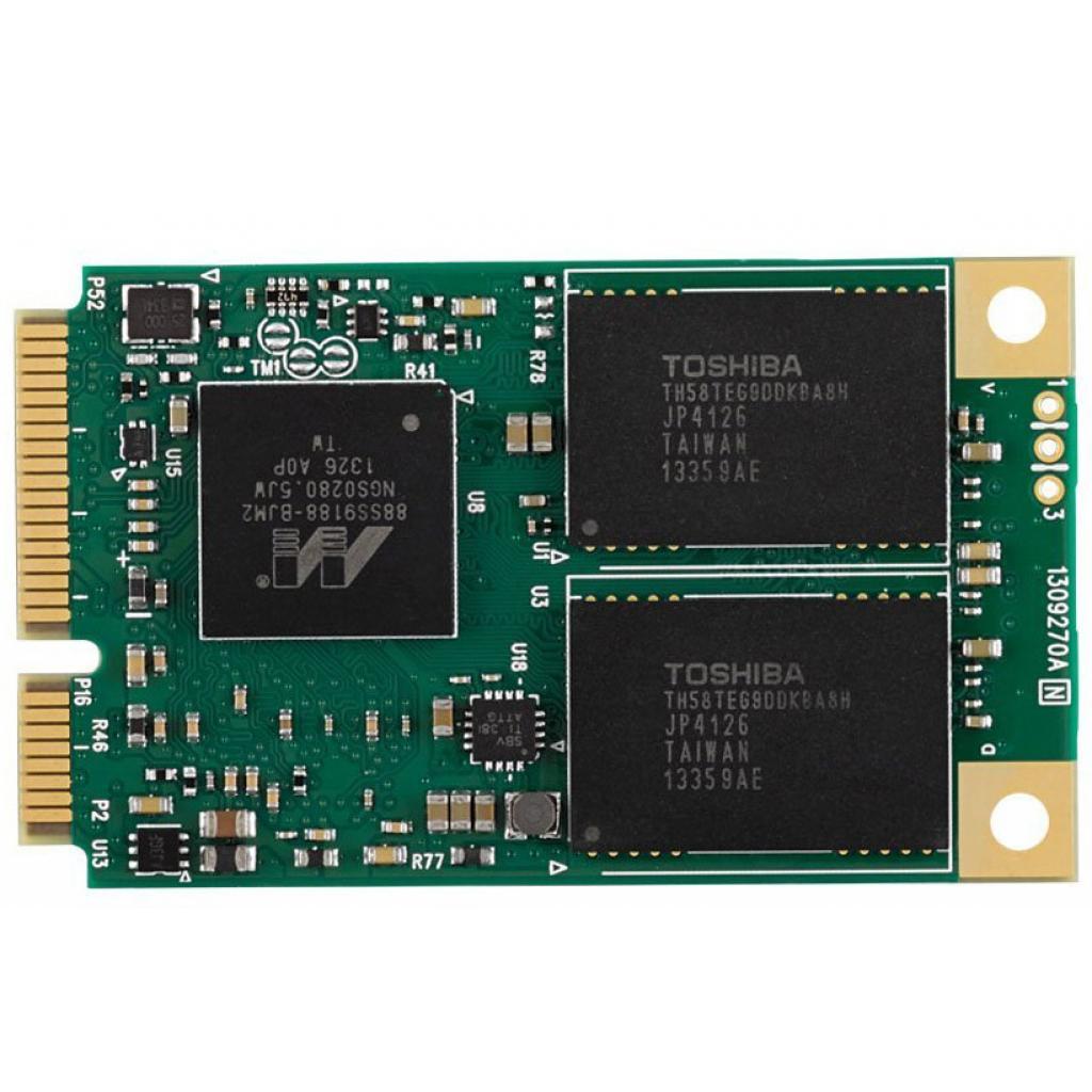 Накопитель SSD mSATA 512GB Plextor (PX-512M6M) изображение 2