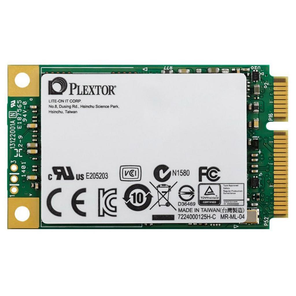 Накопитель SSD mSATA 512GB Plextor (PX-512M6M)