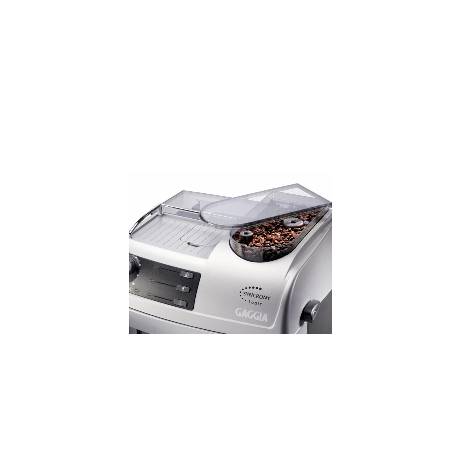 Кофеварка Gaggia Syncrony Logic RS Cappuccino изображение 2