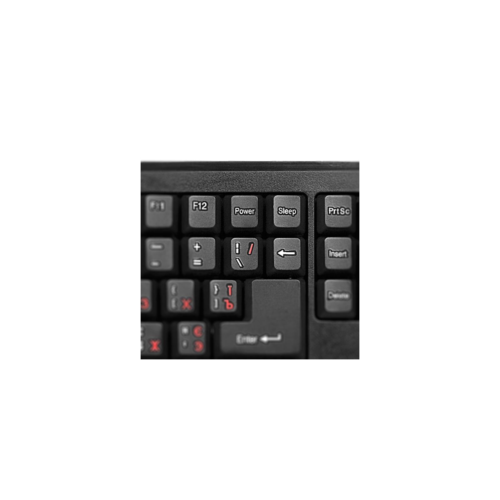 Клавиатура SVEN 303 Standard USB+PS/2 изображение 4