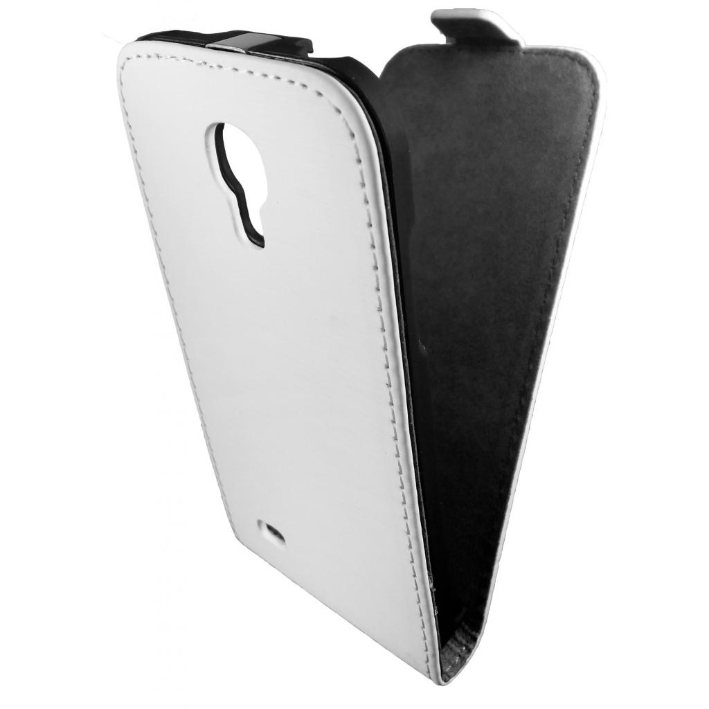 Чехол для моб. телефона GLOBAL для Samsung i9500 Galaxy S IV (белый) (1283126447167)