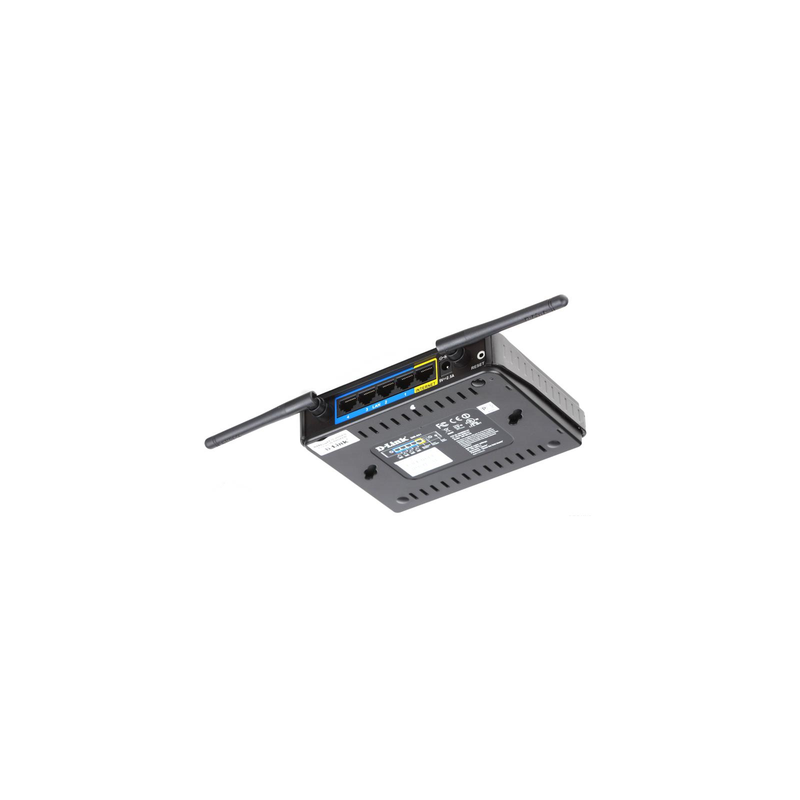 Маршрутизатор D-Link DIR-651/A изображение 4