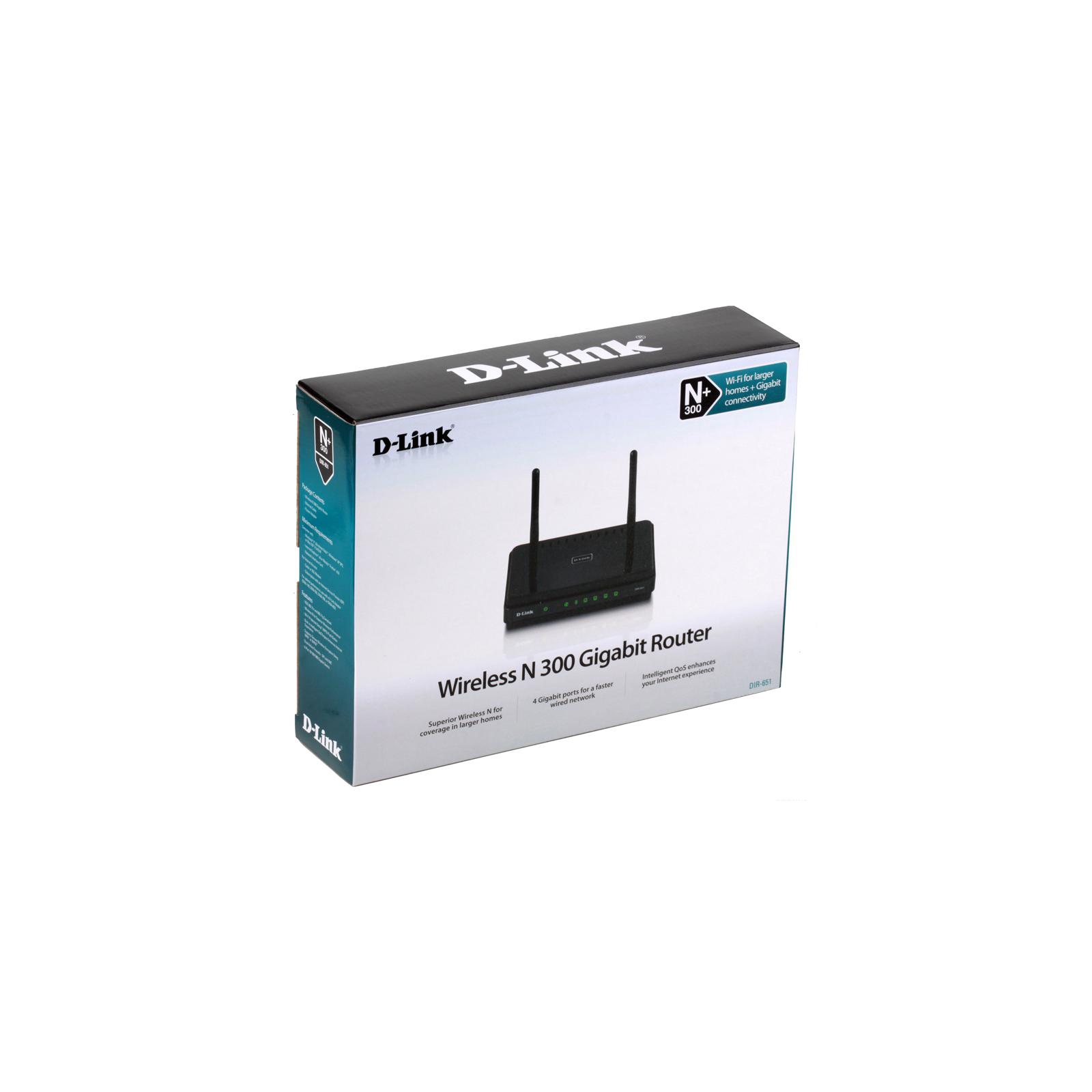 Маршрутизатор D-Link DIR-651/A изображение 6