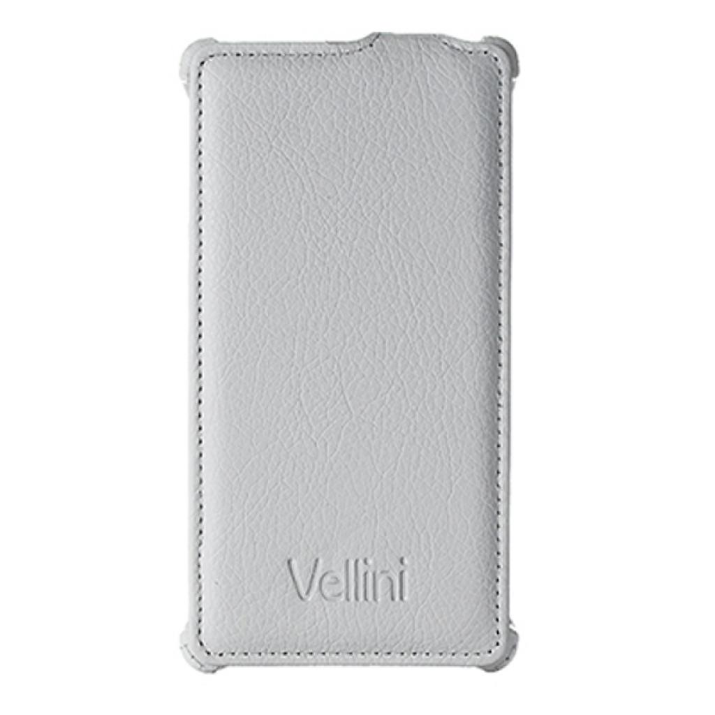 Чехол для моб. телефона Vellini для Nokia Lumia 830 White /Lux-flip (215171)