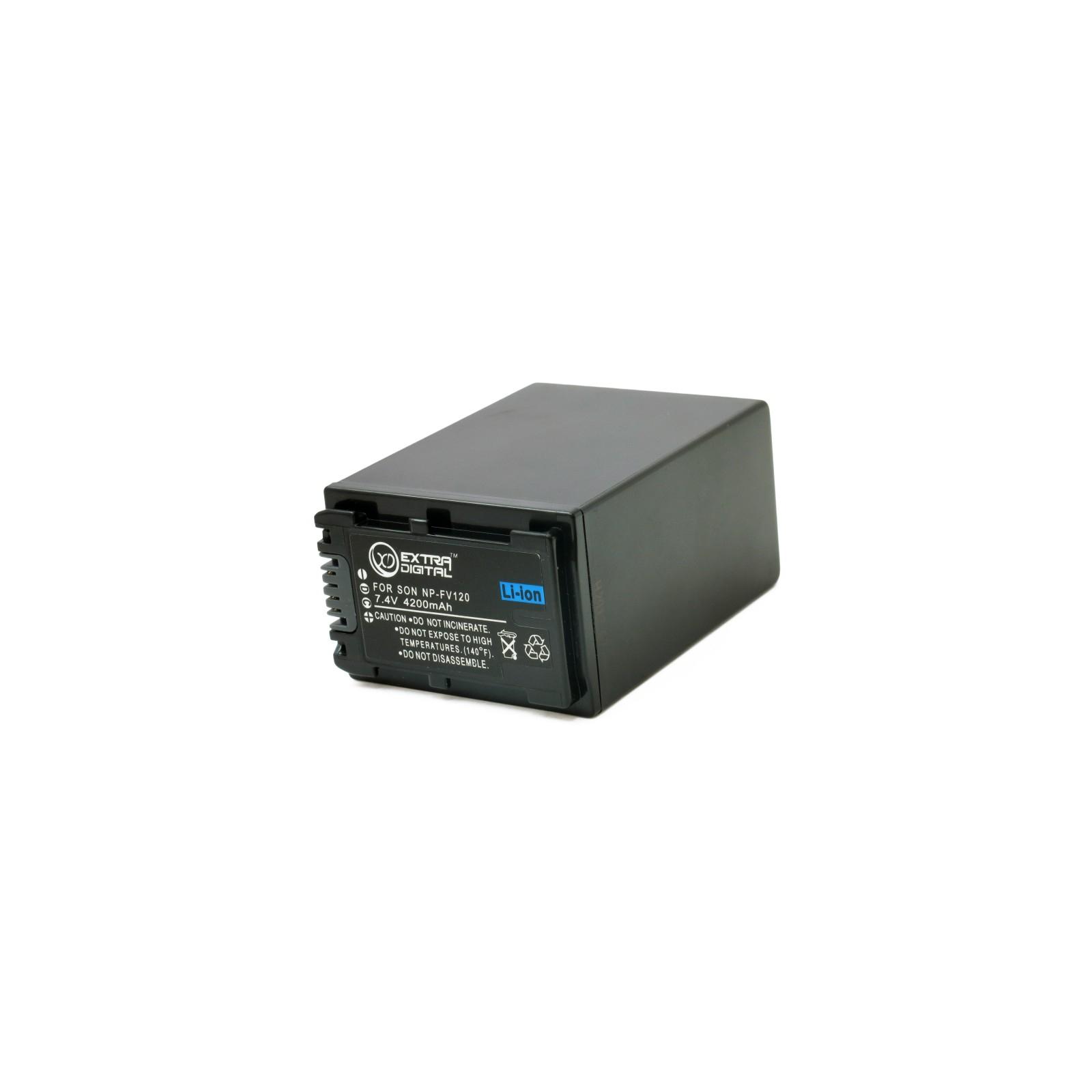 Аккумулятор к фото/видео EXTRADIGITAL Sony NP-FV120 (BDS2675)