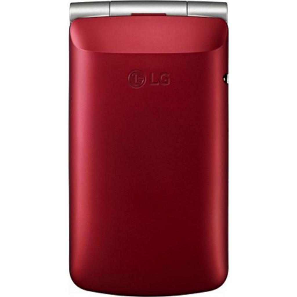 Мобильный телефон LG G360 Red (LGG360.ACISRD)