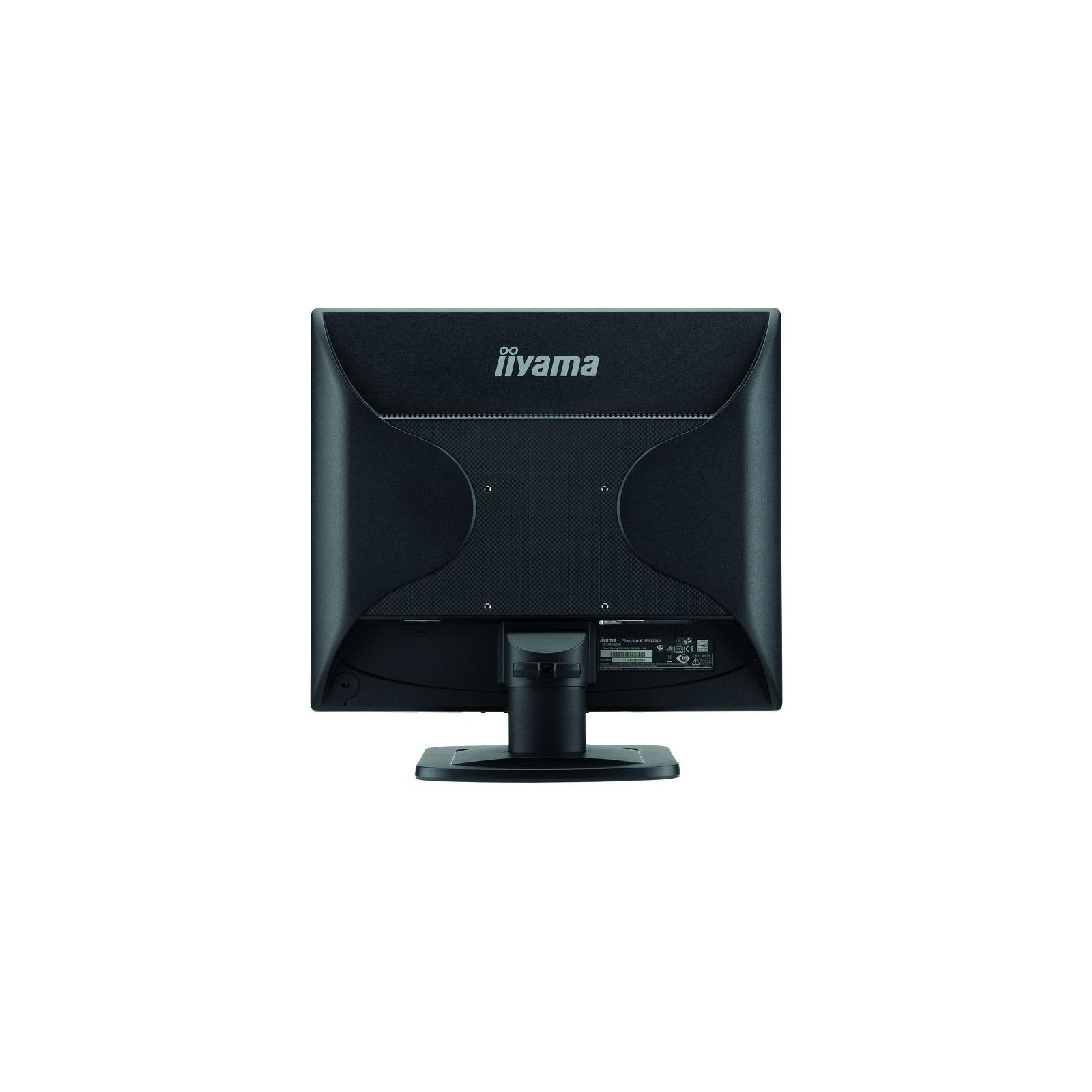 Монитор iiyama E1980SD-B1 изображение 5