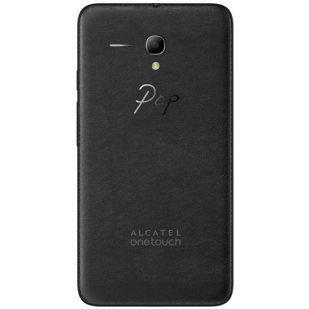 Мобильный телефон ALCATEL ONETOUCH 5025D Pop 3 (5.5) Black Leather (4894461318899) изображение 2