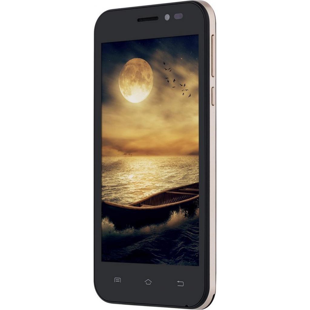 Мобильный телефон Nomi i451 Twist Black-Gold изображение 5