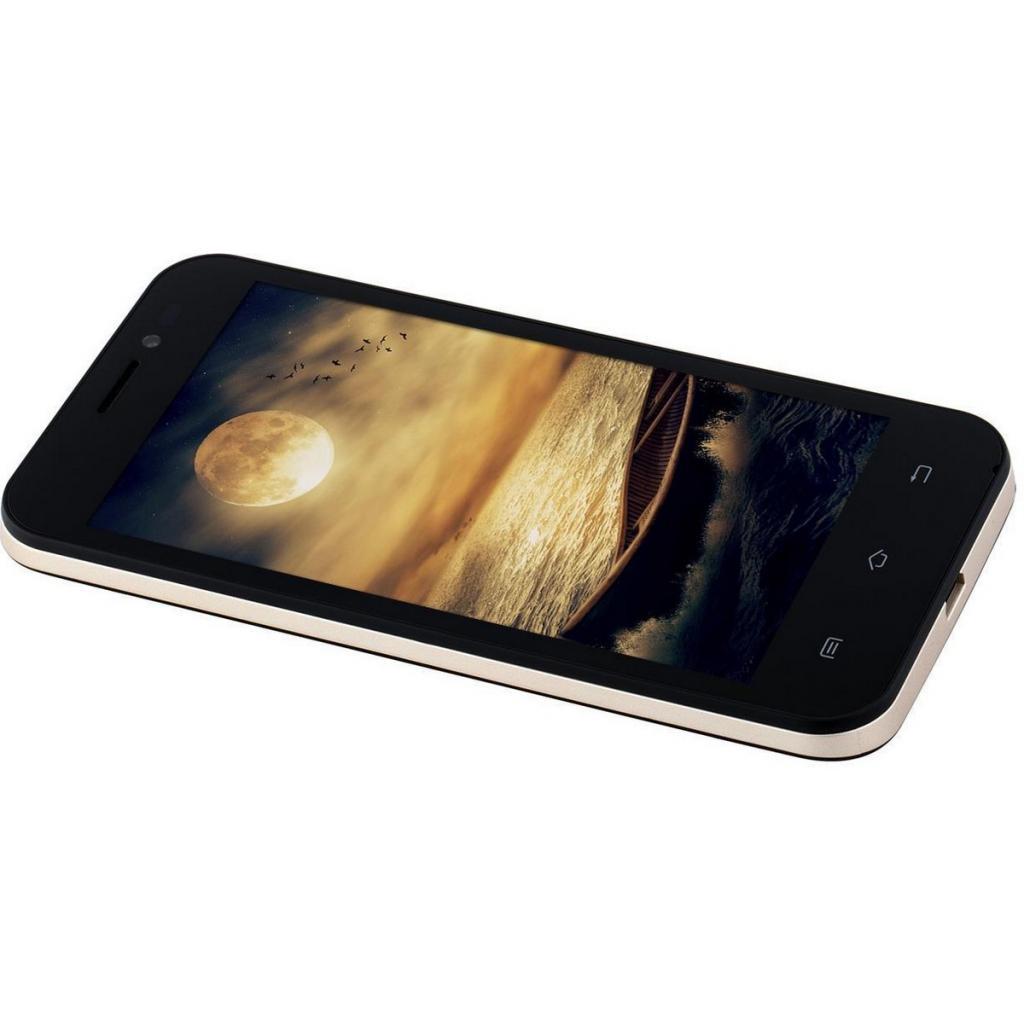 Мобильный телефон Nomi i451 Twist Black-Gold изображение 6