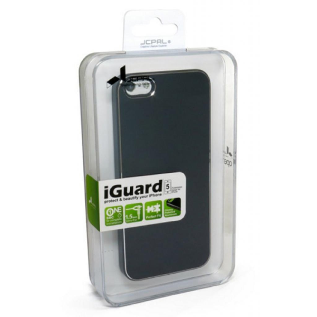 Чехол для моб. телефона JCPAL Aluminium для iPhone 5S/5 (Matte touch-Black) (JCP3109) изображение 5