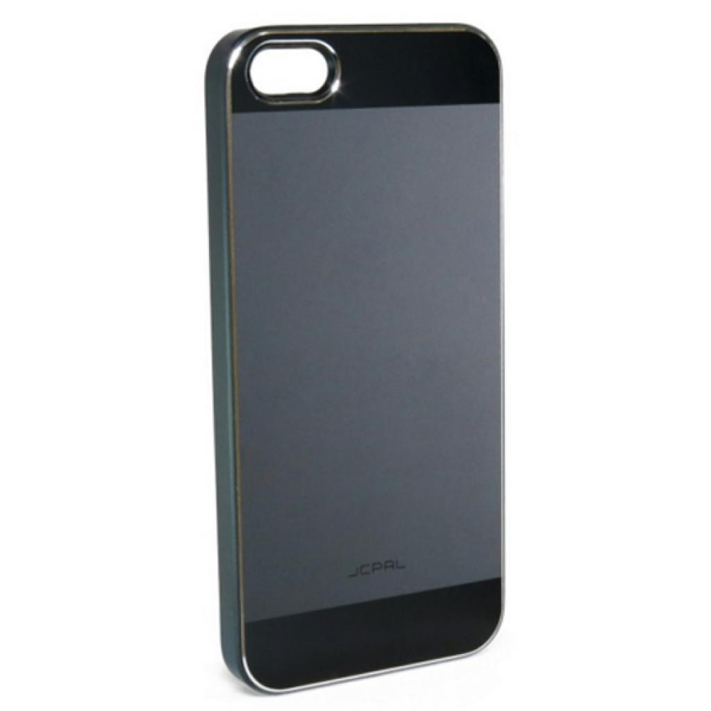 Чехол для моб. телефона JCPAL Aluminium для iPhone 5S/5 (Matte touch-Black) (JCP3109)