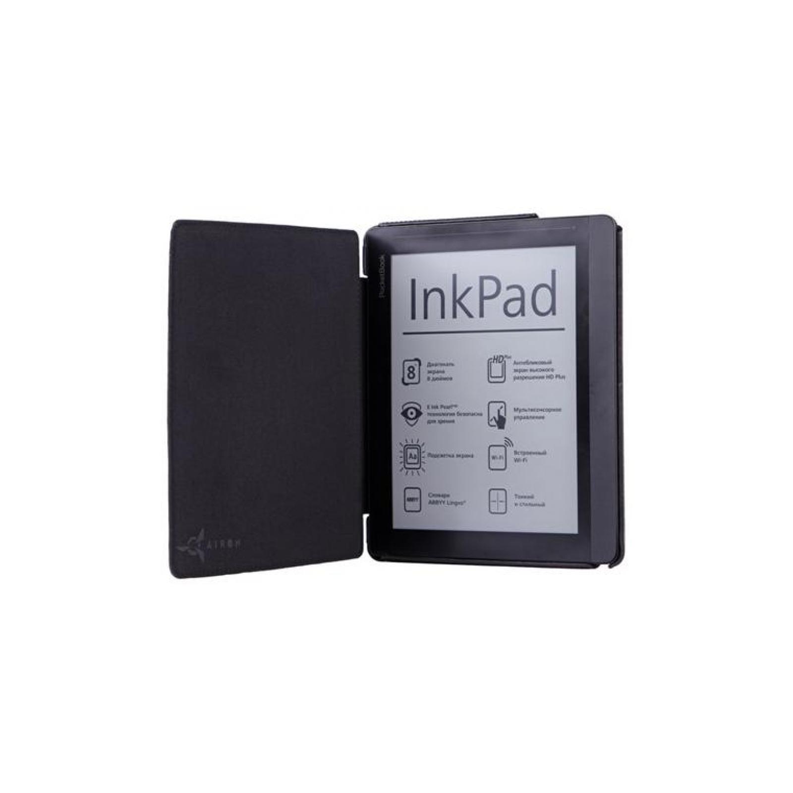 Чехол для электронной книги AirOn для PocketBook 840 (4821784622003) изображение 3