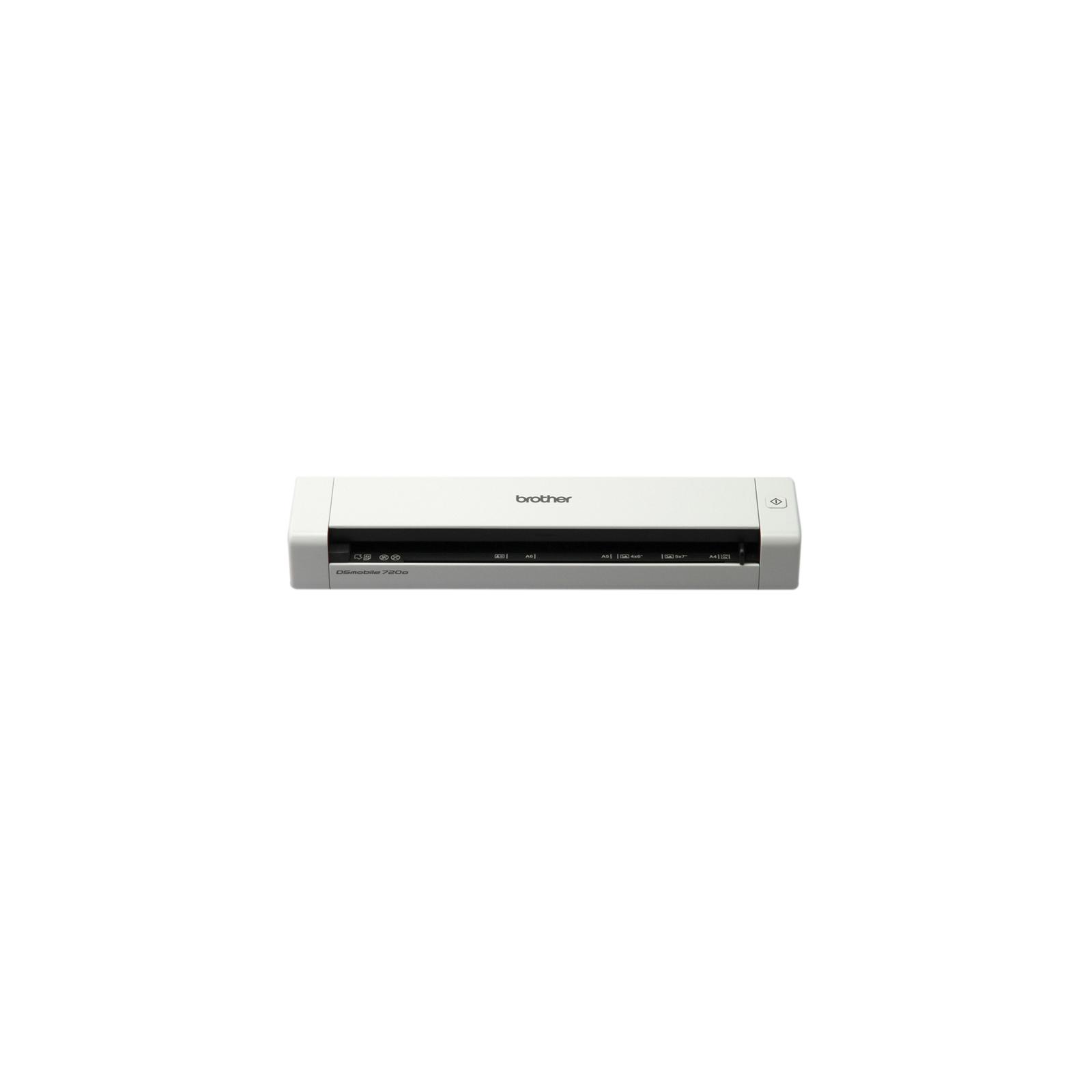 Сканер Brother DS-720D (DS720DZ1) изображение 2