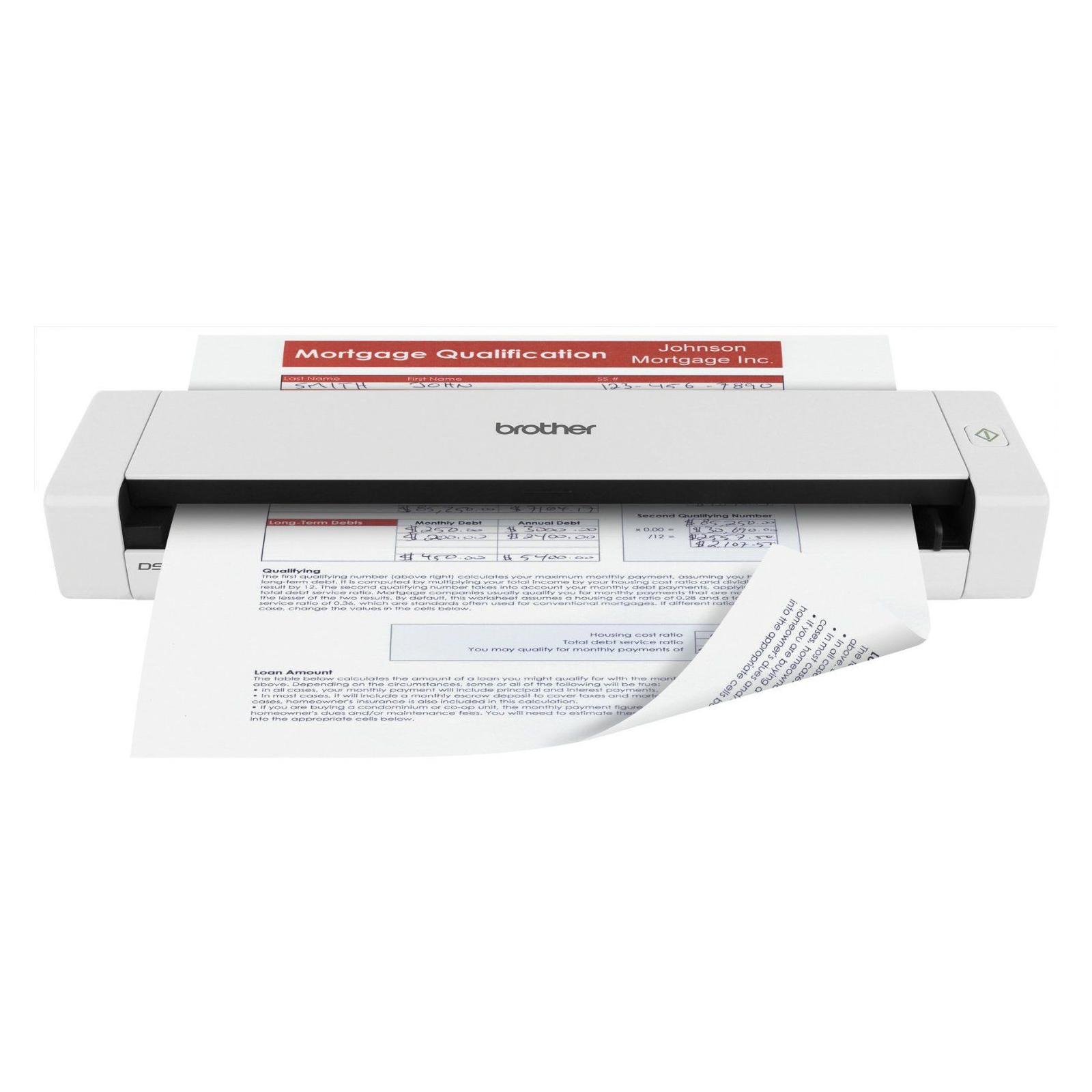 Сканер Brother DS-720D (DS720DZ1) изображение 5