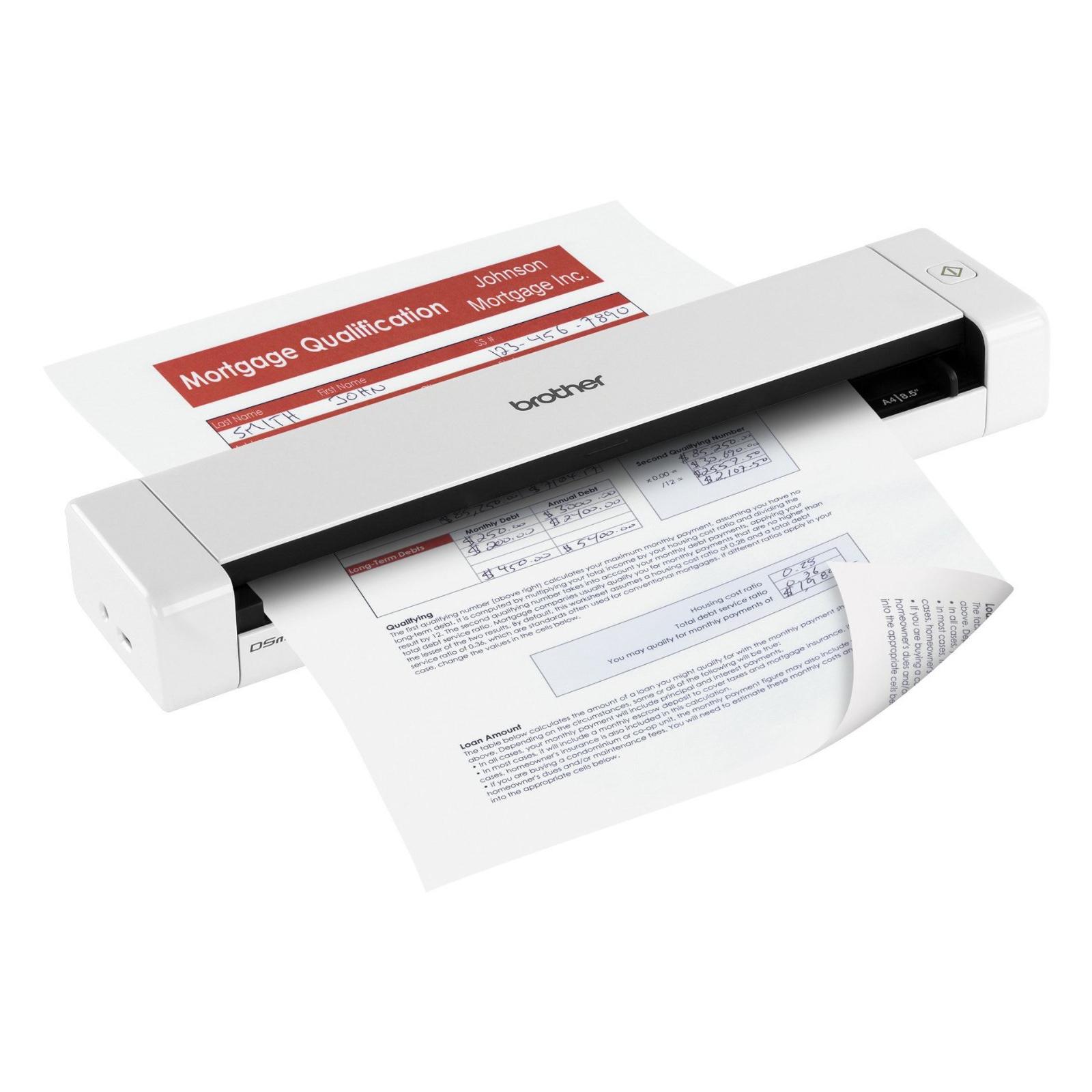 Сканер Brother DS-720D (DS720DZ1) изображение 6