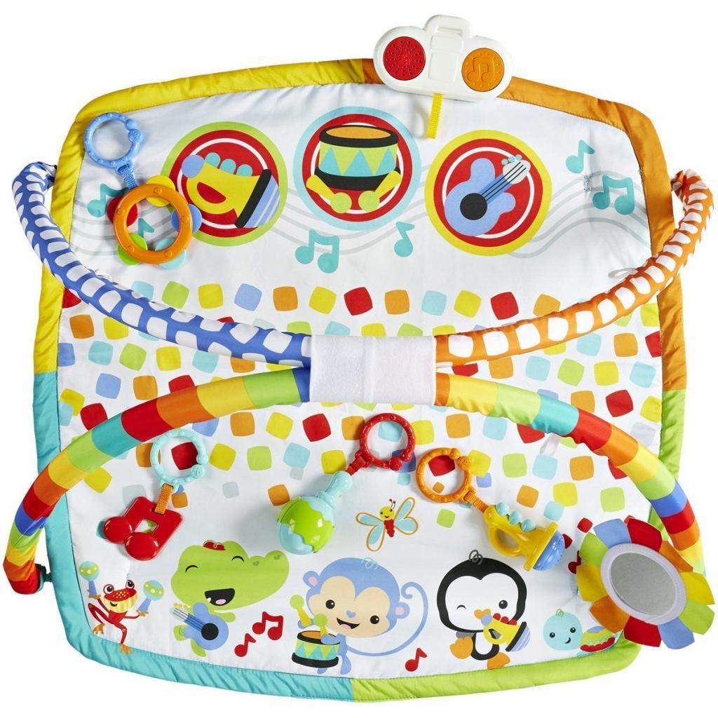 Детский коврик Fisher-Price Музыкальный Оркестр (DFP69) изображение 2