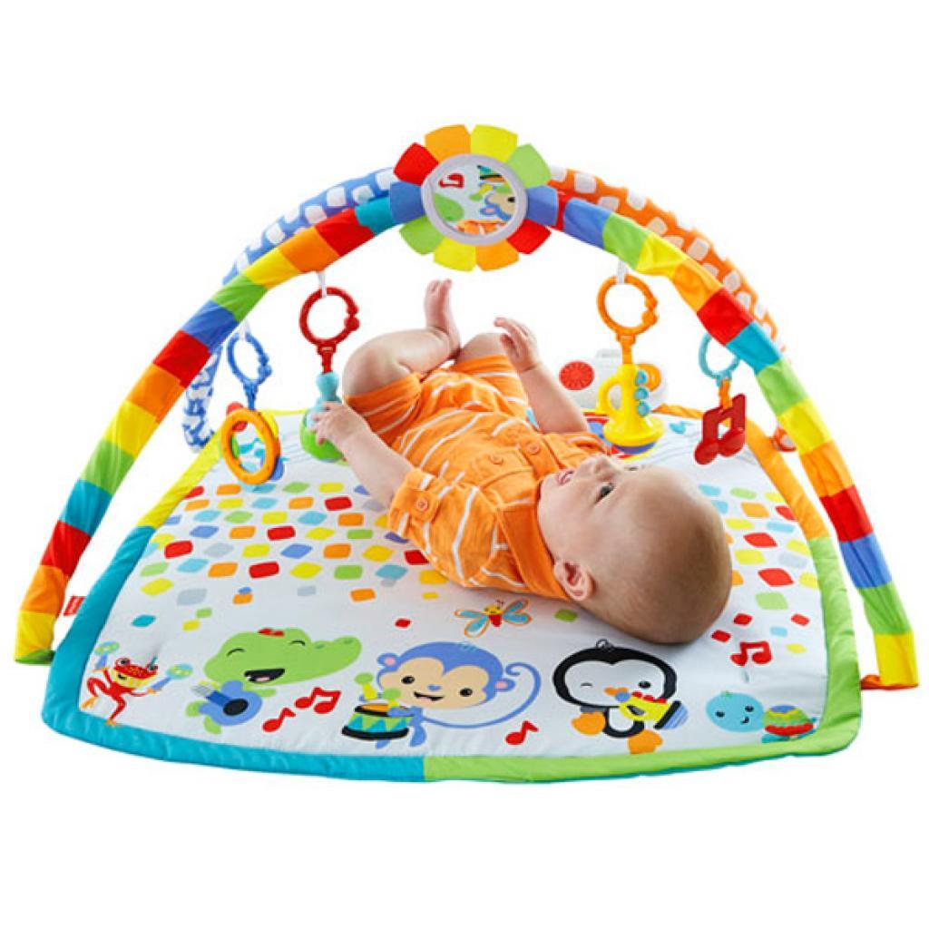 Детский коврик Fisher-Price Музыкальный Оркестр (DFP69) изображение 4