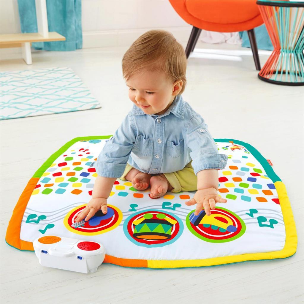 Детский коврик Fisher-Price Музыкальный Оркестр (DFP69) изображение 5