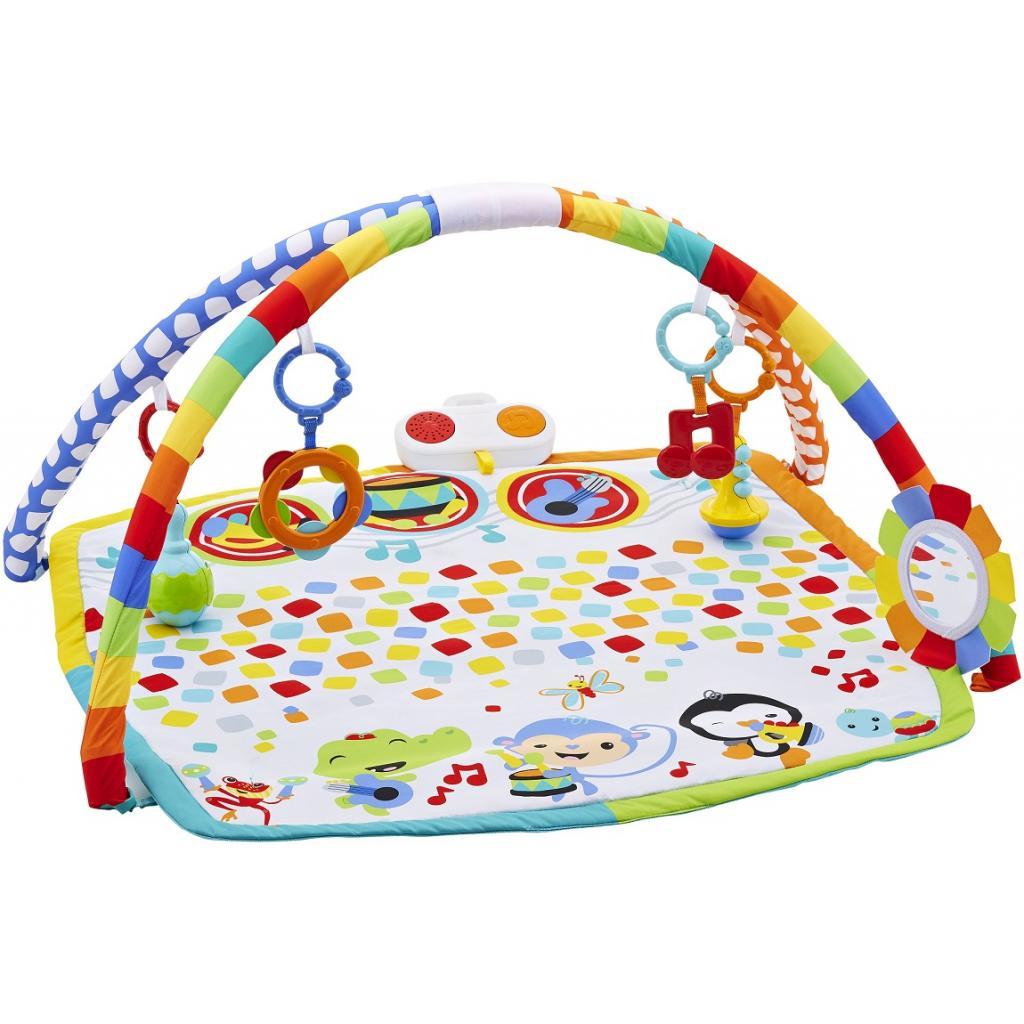 Детский коврик Fisher-Price Музыкальный Оркестр (DFP69)