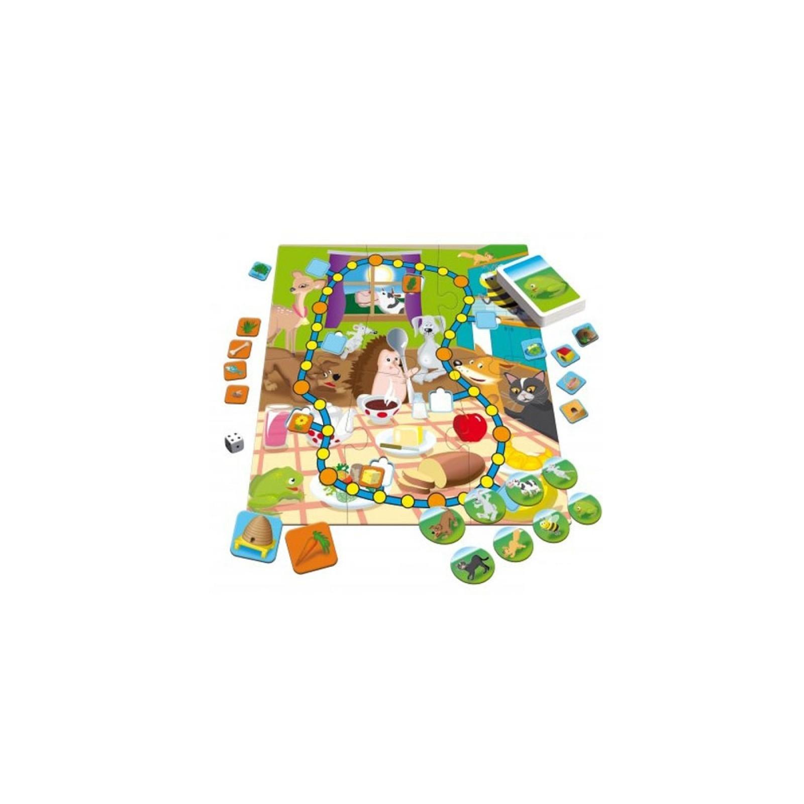 Настольная игра Tactic Давайте изучать животных (40305) изображение 2