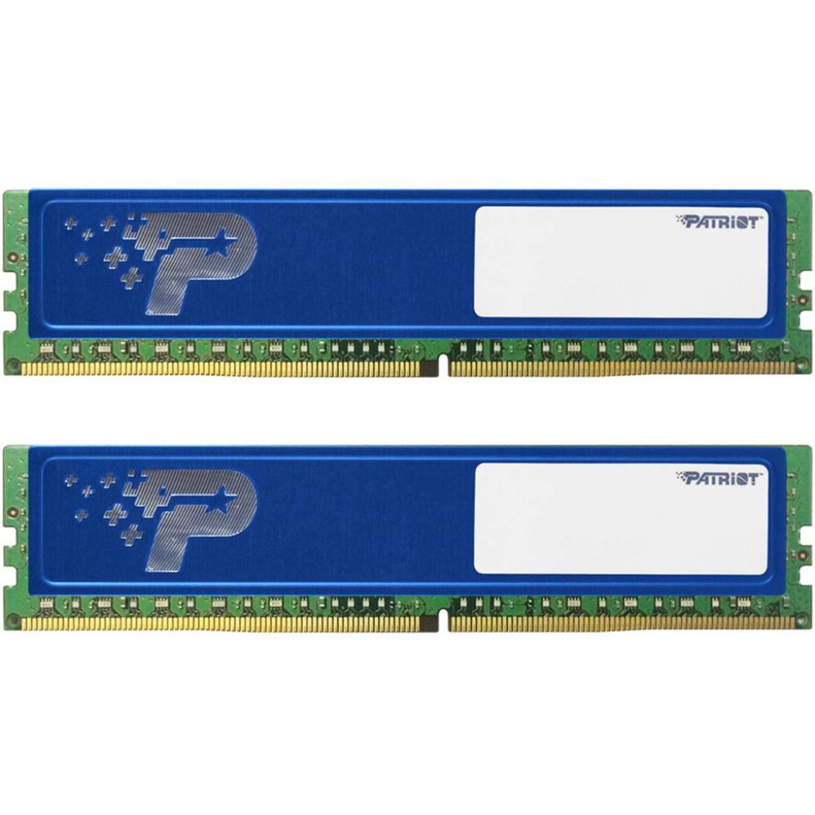 Модуль памяти для компьютера DDR4 16GB (2x8GB) 2133 MHz Patriot (PSD416G2133KH)